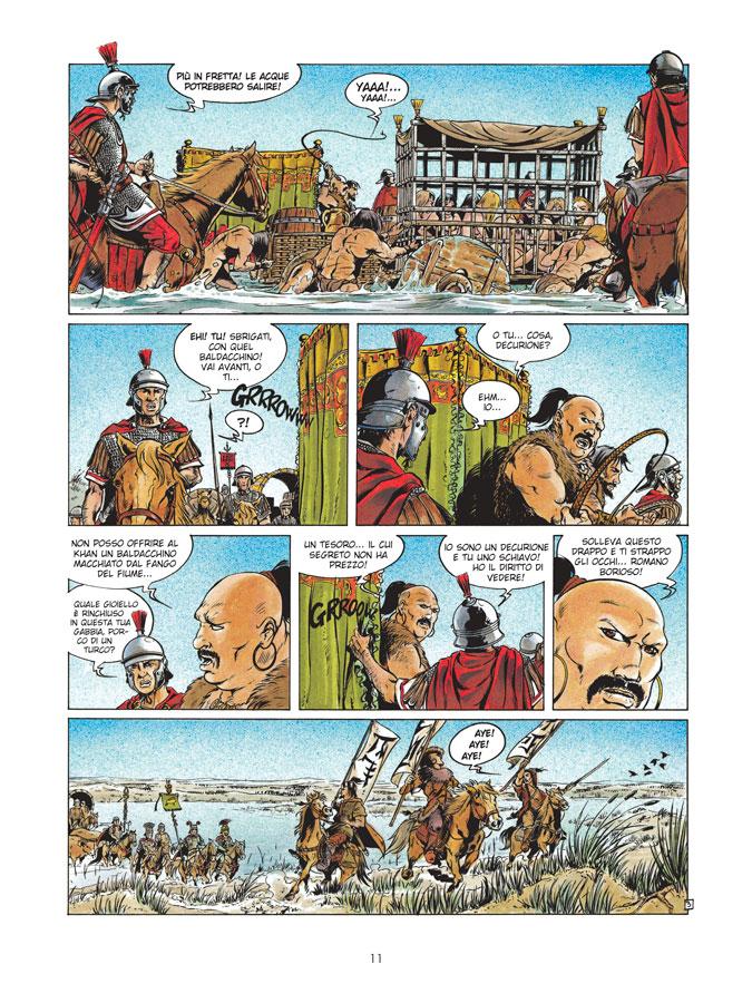 Historica n. 16 Attila - Linvasione dellOccidente