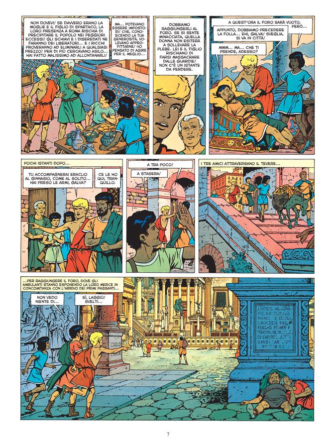 Alix n. 2 Il figlio di Spartaco
