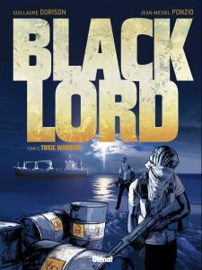 """Il secondo volume di """"Black Lord"""", di prossima pubblicazione anche in Italia"""