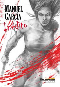 Un artbook di inediti di Garcia © DLorean/Garcia