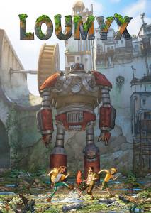 Tre graphic novel co-firmate da Luca Saponti © degli aventi diritto