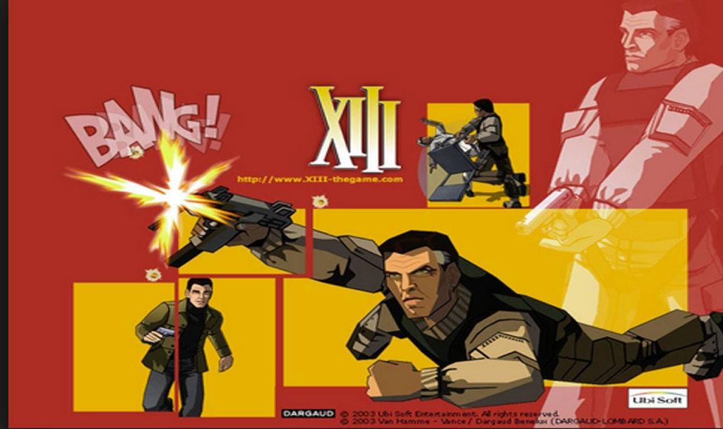 Il videogame di XIII, prodotto dalla francese Ubisoft