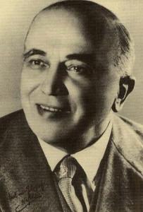 Il compositore e paroliere E.A. Mario