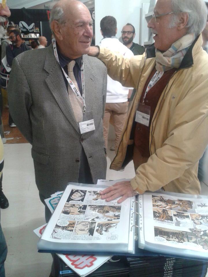 Giancarlo Berardi – Renzo Calegari