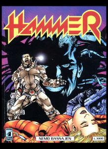 """Cover della vecchia edizione di """"Hammer"""""""
