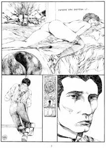 31 - Venere - Crepax