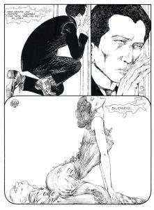 34 - Venere - Crepax