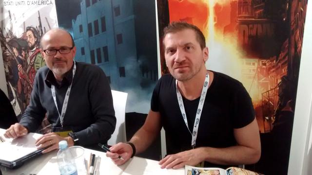 Nicola Genzianella e Stefano Raffaele