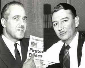 Lee Falk e Phil Davis