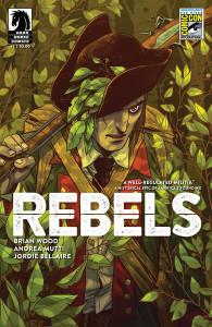 """Variant Cover di """"Ribelli"""" realizzata da Becky Cloonan © degli aventi diritto"""