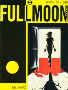"""Una cover della collana """"Full Moon Project"""""""
