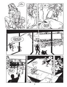 """Tavola di """"Superbo avvenire"""" - nuova edizione - a confronto"""