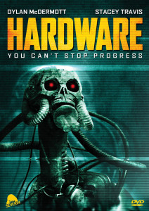 "Locandine del cult-movie ""Hardware"""