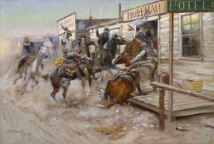 Ivo-18-Charles-Russell-banditi-a-cavallo