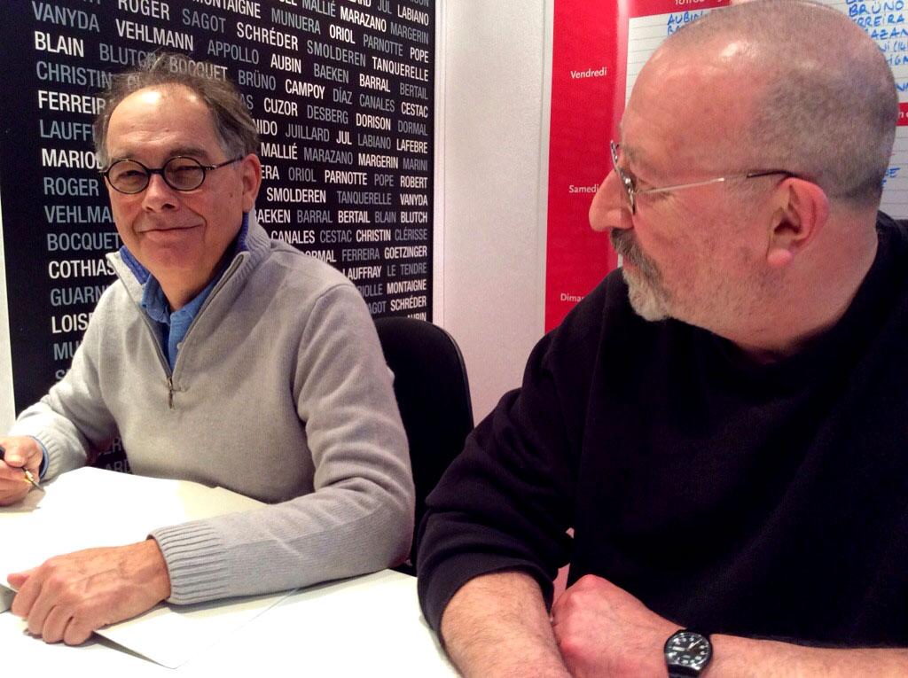 André Juillard e Patrick Cothias
