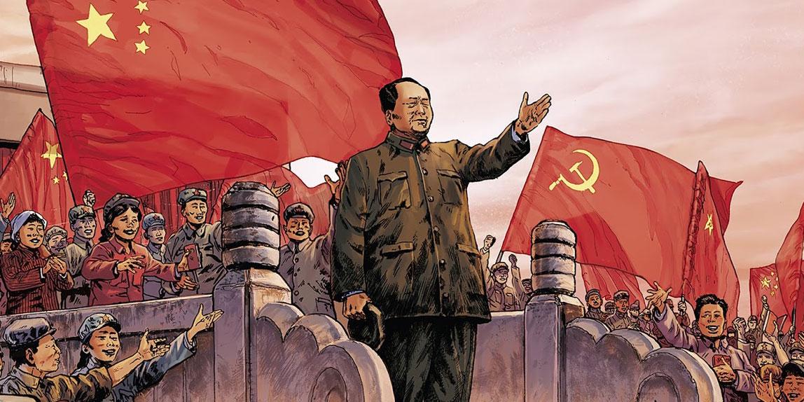 Mao-Historica-Biografie