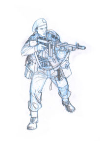 commandos-kieffer-pin-up