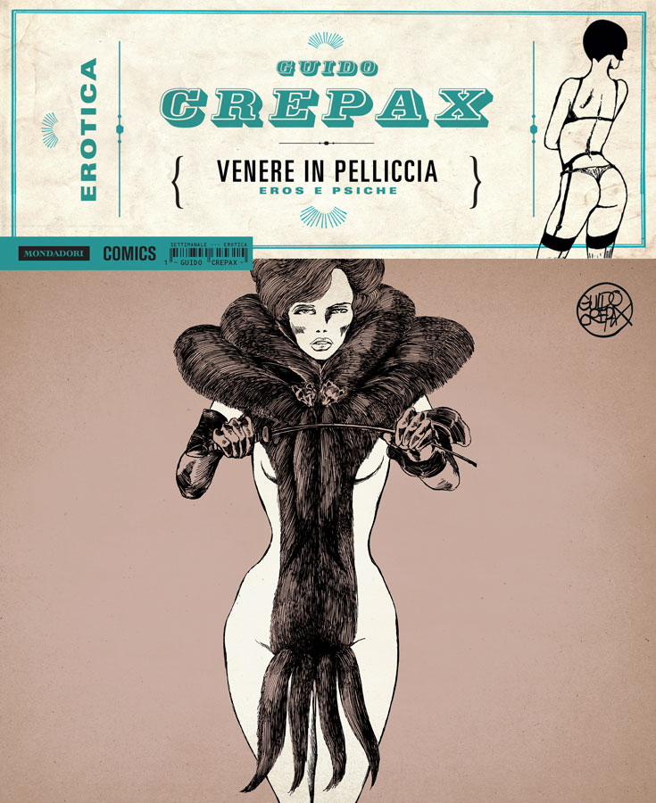La copertina del primo volume della collana
