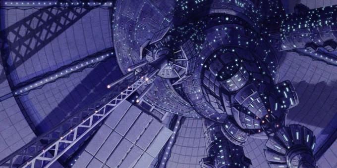 Hammer la space saga leggendaria in una nuova e for Disegnatori famosi