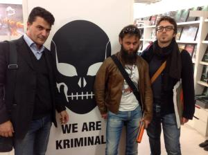 Onofrio Catacchio, Matteo Casali, Giuseppe Camuncoli