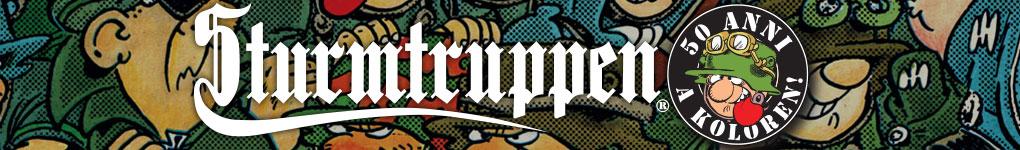 Sturmtruppen edizione integrale a colori